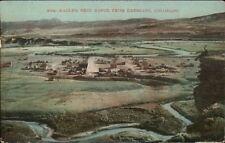 Eagle's Nest Ledge From Kremling CO c1910 Postcard