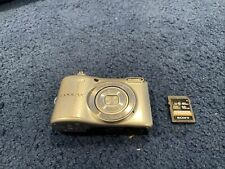 Nikon COOLPIX L28 20.1MP Digital Camera - Silver + 16GB SD Card