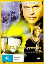 MERLIN'S APPRENTICE - BRAND NEW & SEALED DVD (SAM NEILL) 3 HOUR MINI SERIES
