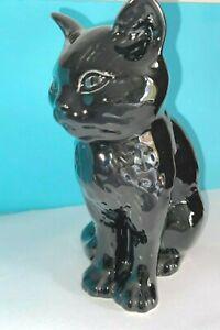 "SYLVAC VINTAGE LUCKY BLACK CAT 7"""