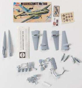 1/72 Airfix - Messerschmitt Bf 110C/D - vollständig
