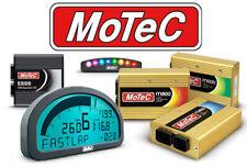 MOTEC M800 ADVANCED FUNCTIONS