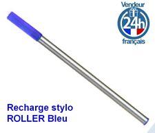 Recharge stylo ROLLER GEL BLEU 0,5 mm STANDARD Pen Refill DUPONT WATERMAN neuf