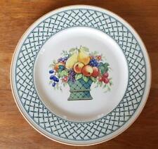 """1 Plat de Service / Serving Dish Villeroy & Boch """"BASKET"""" 32,5cm Porcelaine"""