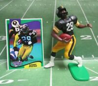 1994  BARRY FOSTER Starting Lineup Football Figure & Card - PITTSBURGH STEELERS