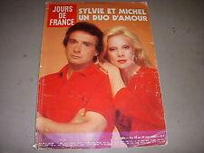 JOURS de FRANCE 1485 06.1983 VARTAN SARDOU BOWIE JAMES BOND 007 BORG DELAROCHE