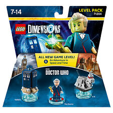 LEGO Video Game - Dimensions Level Pack - Dr Who 71204 - New & Sealed