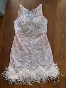 Gatsby dress size 8/10