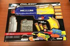 NUOVO 2 in 1 Proiettile d'Acqua Pistola Giocattolo & Soft SHOT GUN MEDIUM UK Stock Spedizione Veloce