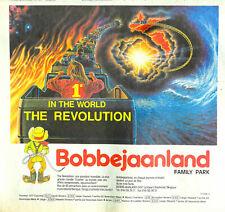 Publicité papier Bobbejaanland 1989 P1029696