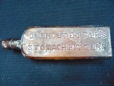 D.J HOSTETTER'S STOMACH BITTER BOTTLE