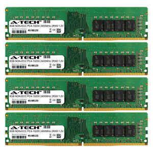 32GB Kit 4x 8GB For Dell OptiPlex T 5050 5055 5060 7040 7050 7060 SFF Ram Memory