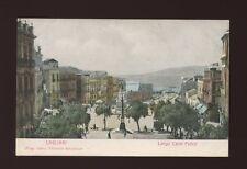 Italy CAGLIARI Largo Carlo Felice u/bc1902 PPC Used 1910