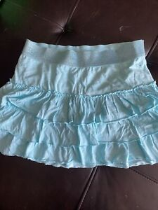 Girls Justice Layered Skirt Size 18 EUC