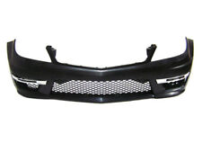 W204 C63 AMG Style Front Bumper without PDC Mercedes Benz C Class 2012-2014