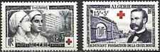 Timbres Croix Rouge Algérie 316/7 ** (48345AL) - cote ** : 16,80 €