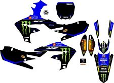 Team Yamaha MXGP Hutten graphics kit Monste YZF250 2019 - 2021 YZF250 2019 - 21