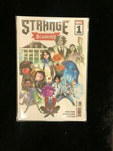 Strange Academy #1 Sold Out! First Print!