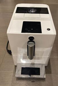 Gently Used JURA A1 Ultra Compact Coffee Machine - White