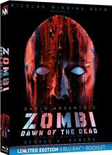 Zombie Dawn Of the Dead 4Bluray Ltd.Ed. (english & italiano)