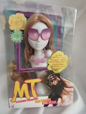 Mt Moxie Teenz Be True Be You Ages 6+ New In Box Long Blonde Streaked
