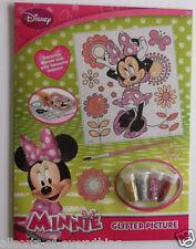 Disney Minnie Mouse Brillo Cartel imagen diversión actividad Christmas Stocking