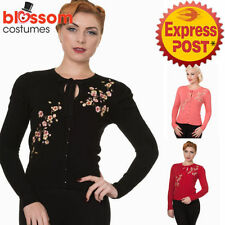 Machine Washable Floral Regular Jumpers & Cardigans for Women