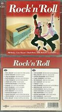 ROCK' N' ROLL ( 2 CD ) avec JERRY LEE LEWIS, ROY ORBISON, GENE VINCENT, LITTLE R