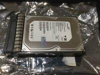 """HP 500GB 7.2K SATA 3.5"""" Hard Drive 395501-002 432337-004 GB0500C4413 ST3500630NS"""