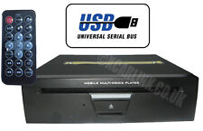 Voiture 3/4 din lecteur dvd avec usb/carte sd lecture support MP3 avi dvx yuv video