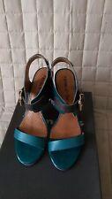 New Very stylish Renata oraes  patent leather, high heel sandals