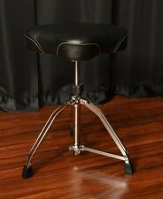 Tama drums sets Hardware HT75WN Saddle Seat drum throne chair steel thread NEW