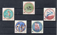 Dominicana Deportes Olimpiada Roma año 1960 (CP-675)