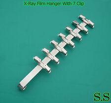 Dental X-ray Film Hanger With 7 Clip (Dental Supply)