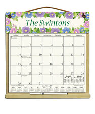 PERSONALIZED CALENDAR WITH 2018, 2019 & ORDER FORM FOR 2019-MORNING GLORIES