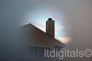 82mm Center Spot Glass Lens Filter For Cloudy Sandy Foggy 82 mm Lenses