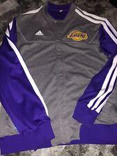 Los Angeles Lakers Bundle Sweat suit & Warm Up Jacket XL Adidas Promo Steve Nash