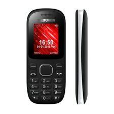 """TELEFONO MOVIL LIBRE PARA PERSONAS MAYORES, NIÑOS, Barra, SIM doble, 1.8"""" NUEVO"""