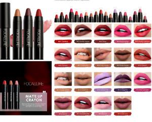 Focallure Ultra Chic MATTE Lipstick - Lip Stick CRAYON