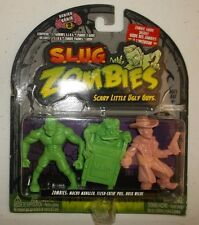 3 SLUG ZOMBIES SERIES 2 MACHO MANGLER FLESH EATIN PHIL BUCK WILDE NEW NIB