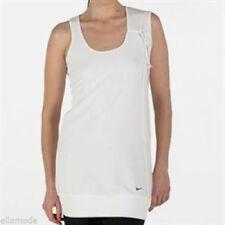 Vêtements de fitness blancs pour femme, taille XS