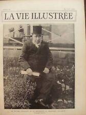LA VIE ILLUSTREE 1899 N 41 PRESIDENT DU TRANSVAAL M. KRUGER