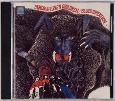 BLUES CREATION: Demon & Eleven Children Rock Psych Calamares Productions CD