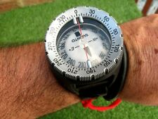 SUUNTO SK8 DIVERS WRIST COMPASS HARDLY USED AND IN GREAT CONDITION