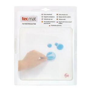 Tec Mat - Craft Glue Gun Silicone Release Surface Protector Mat
