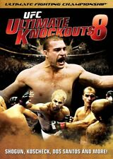 Ultimate Fighting Championships: Ultimate Knockouts, Vol. 8 (DVD, 2011)
