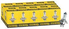 10x BREHMA H4 Lampen 12V 60/55W P43t Glühlampe Birne Autolampen Glühbirnen