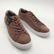 Kenneth Cole Mens Sneakers Kam 2.0 Brown Suede Shoes EUR 40.5 US 7.5 M New