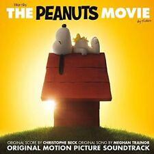 THE PEANUTS MOVIE ( o. s.t - Album CD endommagé BOÎTIER