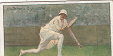 Miss Heine South African Player Tennis  IMAGE OLD CARD